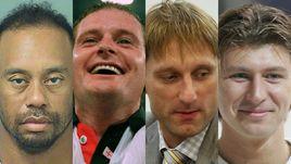 Веселая езда. 10 топ-спортсменов, садившихся пьяными за руль