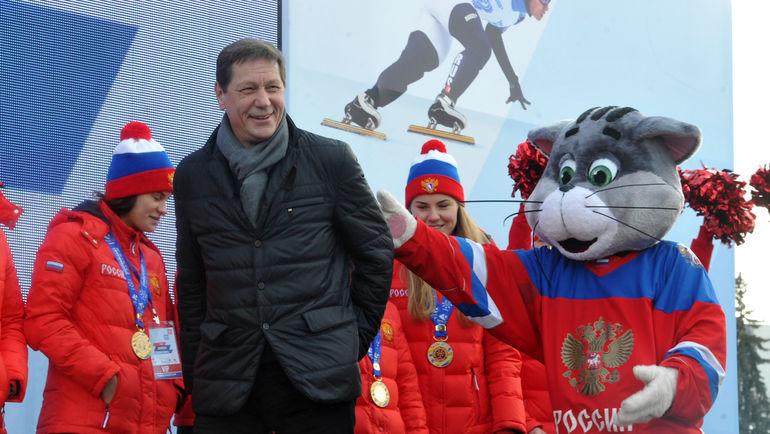 Александр Жуков: РУСАДА вскором времени должна заработать иначать тестирование наших спортсменов