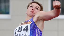 Вера РЕБРИК вновь допущена до соревнований.