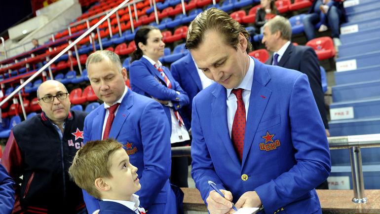 """Сергей ФЕДОРОВ (справа). Фото Федор УСПЕНСКИЙ, """"СЭ"""""""