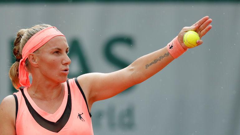 Сегодня. Париж. Светлана КУЗНЕЦОВА вышла в четвертый круг Roland Garros. Фото AFP