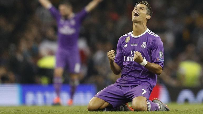 Футболисты мадридского «Реала» 2-ой раз подряд сыграют вфинале Лиги чемпионов