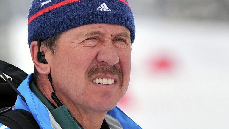 Михаил ДЕВЯТЬЯРОВ. Фото biathlonworld.com.ua