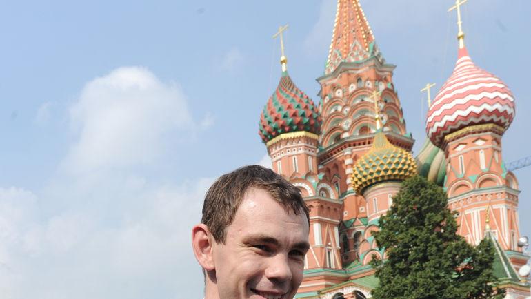 Егор МЕХОНЦЕВ. Фото Александр ФЕДОРОВ