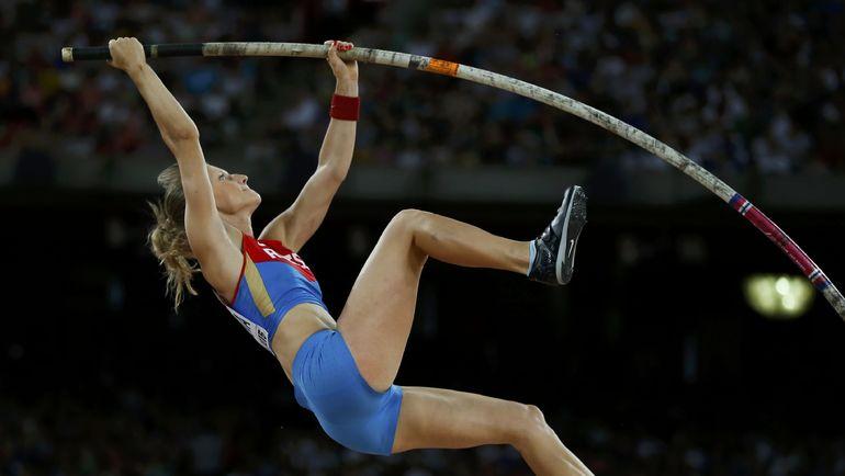 Анжелика СИДОРОВА. Фото AFP