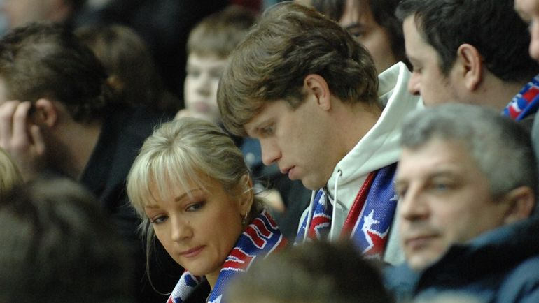 Татьяна БУЛАНОВА и Владислав РАДИМОВ. Фото Игорь ЗЫГАРЬ