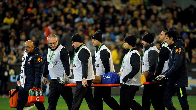 Аргентина в красочном матче обыграла Бразилию: размещено видео гола