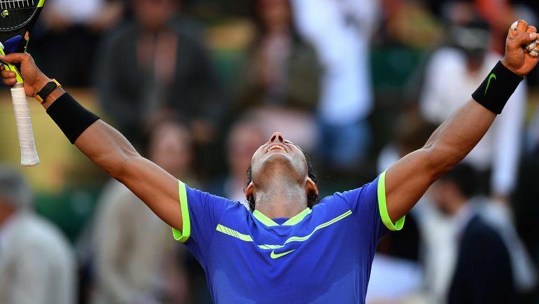 Рафаэль НАДАЛЬ может стать первым теннисистом, выигрывавшим Roland Garros в 10-й раз. Фото AFP