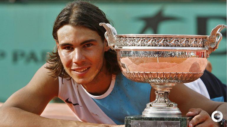 Рафаэль НАДАЛЬ - победитель Roland Garros-2007. Фото REUTERS