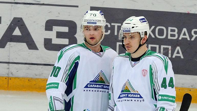 """Артур КУЛДА (справа). Фото Никита УСПЕНСКИЙ, """"СЭ"""""""