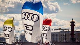 Жителей Санкт-Петербурга ждет серия вечерних регат