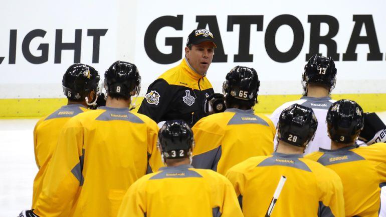 Перечить этому тренеру не решается никто из команды. Фото AFP