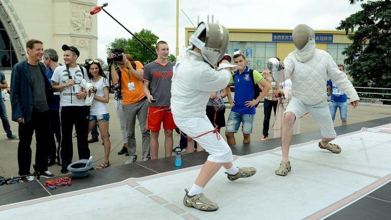 Мероприятия в рамках Олимпийского дня в прошлом году собрали по всей России около двух миллионов человек.
