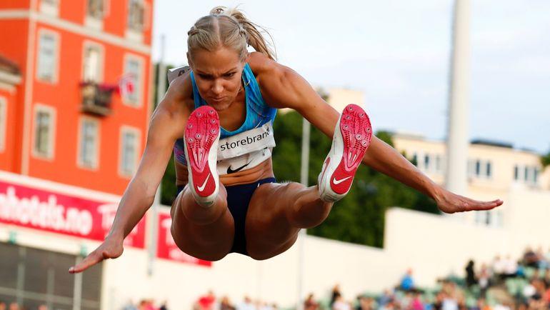 Четверг. Осло. Дарья КЛИШИНА. Фото AFP