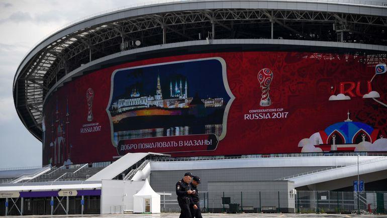 На стадион в Казани можно будет попасть бесплатно. Фото AFP