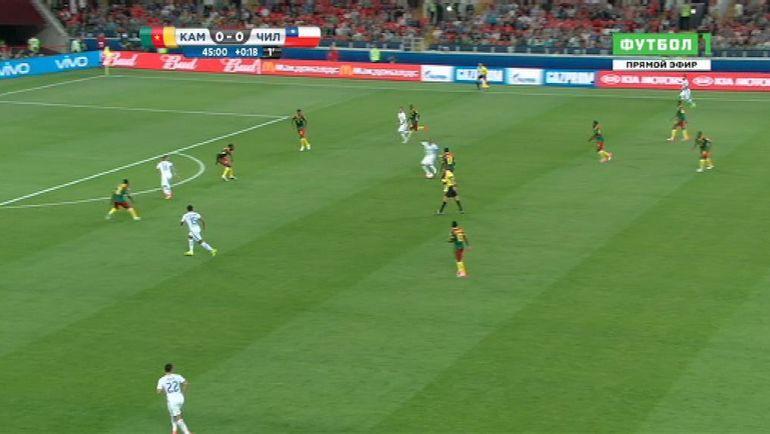 Прогноз матч Камерун— Чили 18.06.2017