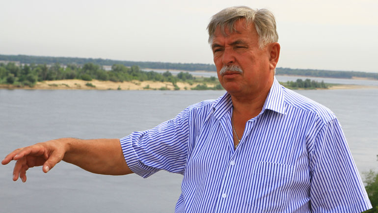 """2012 год. Владимир ГОРЮНОВ. Фото Юрий ГОЛЫШАК, """"СЭ"""""""