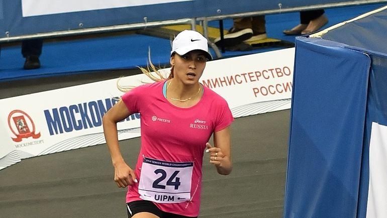 Гульназ ГУБАЙДУЛЛИНА - чемпионка России-2017. Фото ФСПР