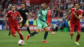 Васин - Роналду - 3:2. 8 фактов о матче Россия - Португалия