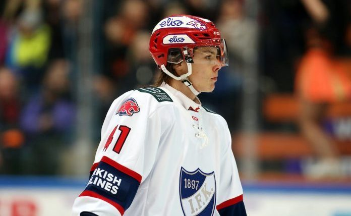 Миро ХЕЙСКАНЕН. Фото NHL Suomi