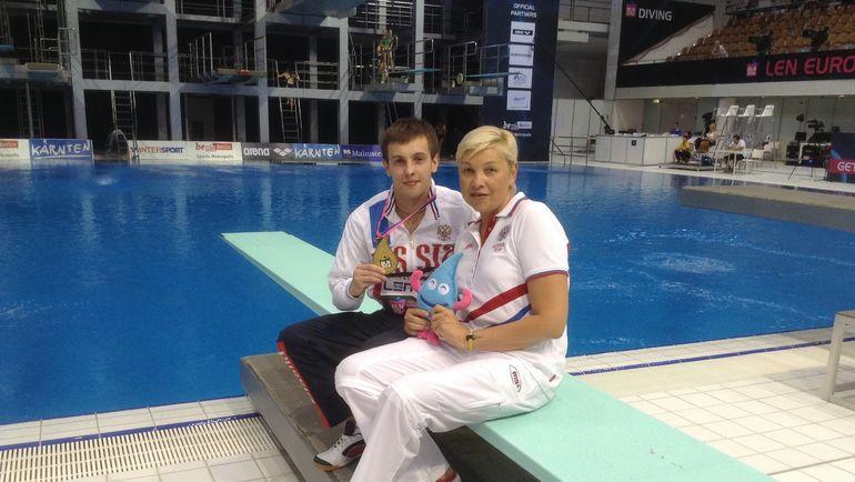 Виктор МИНИБАЕВ и Светлана МОИСЕЕВА.