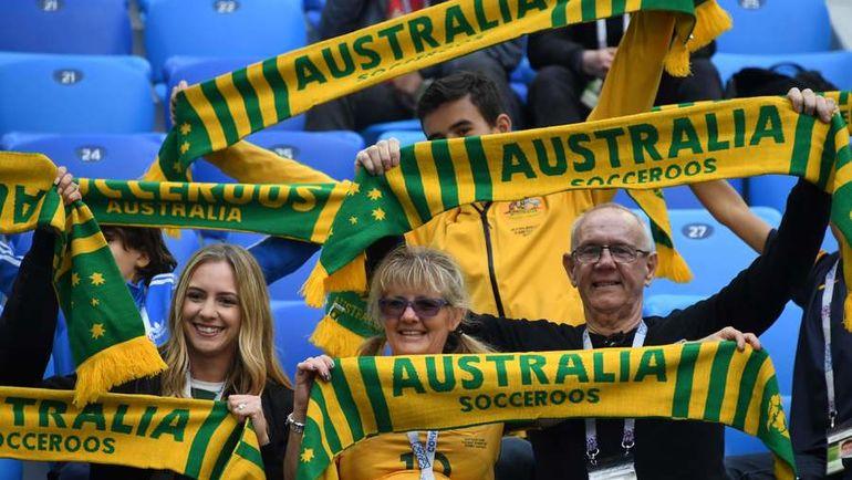 Австралия— Германия. Прямая видеотрансляция матча Кубка конфедераций