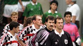 Россия - Мексика: матч №1
