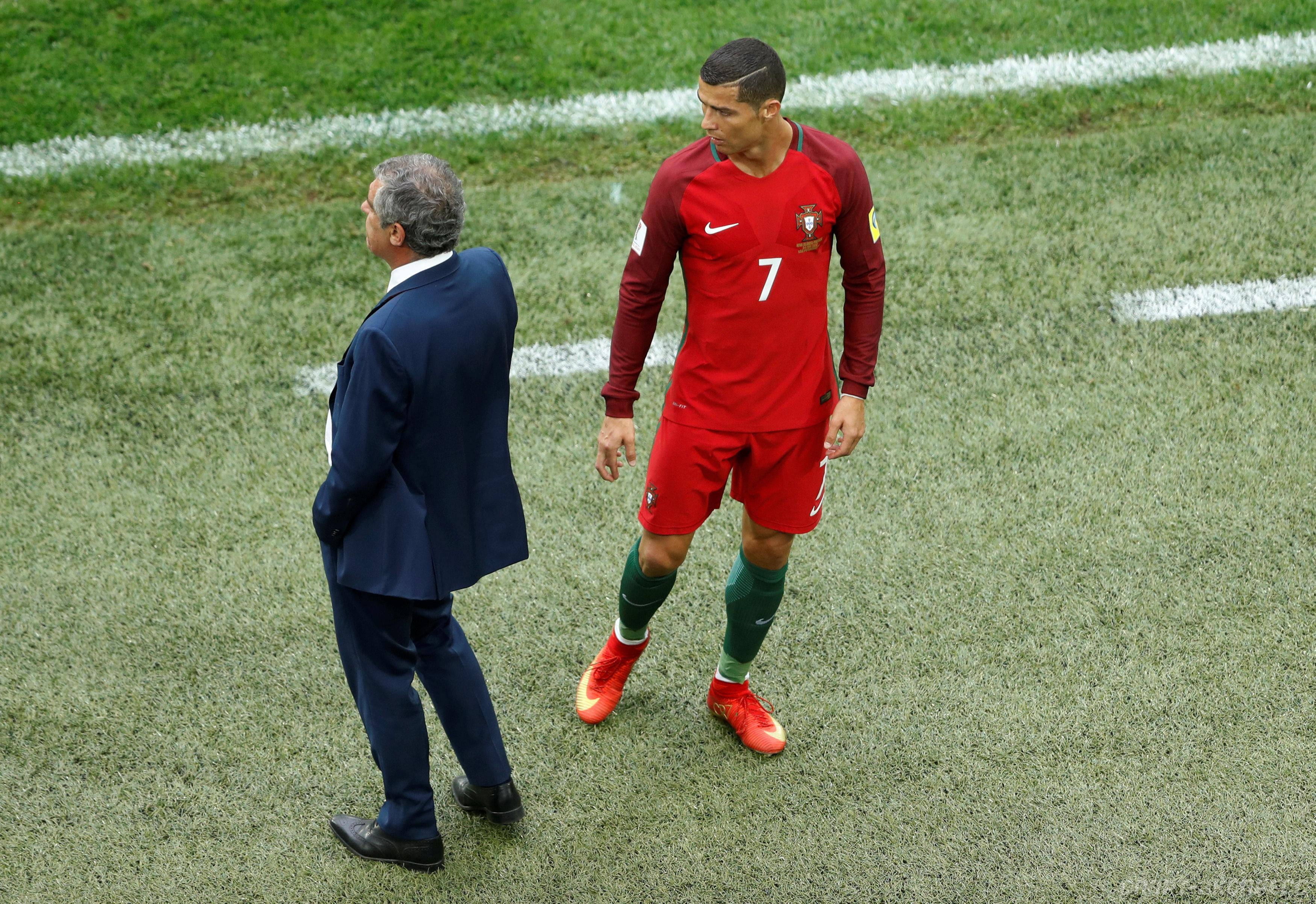 Роналду вернется на поле в матче с Сельтой