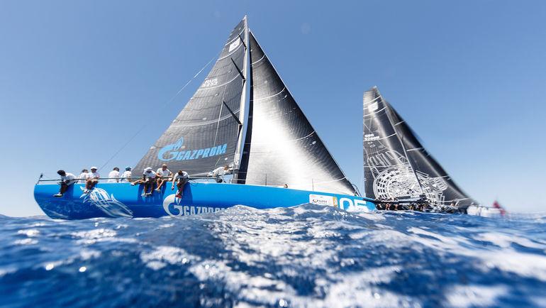 Bronenosec Sailing Team.