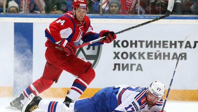 СКА приобрел Гаврикова за115 млн руб.