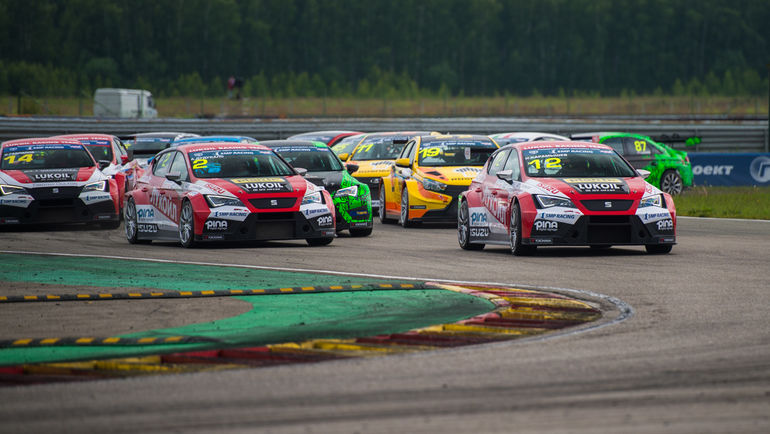 Наавтодроме KazanRing пройдет русская серия кольцевых гонок