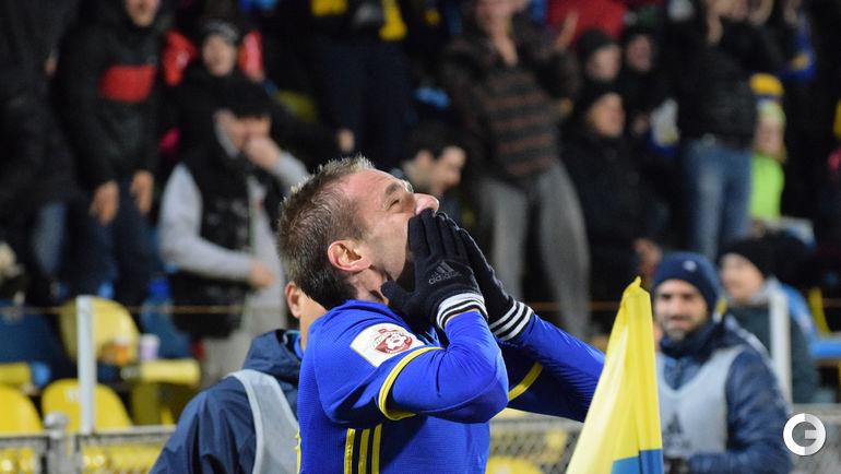 Марко ДЕВИЧ - расторг контракт. Фото Григорий БОЧКАРЕВ
