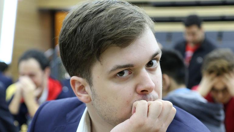 Владимир ФЕДОСЕЕВ.