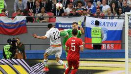 Кубок конфедераций-2017. Россия vs Мексика