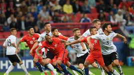 Кубок конфедераций-2017. Финал