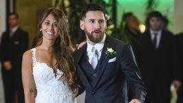 Свадьба Месси: лучшие кадры