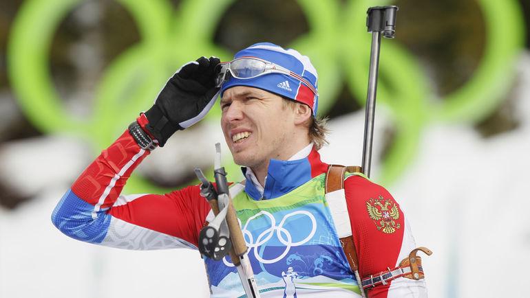 2010 год. Иван ЧЕРЕЗОВ на Олимпиаде в Ванкувере. Фото Александр ВИЛЬФ