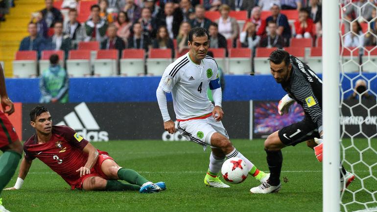 Португалия победила Мексику в матче за 3-е место Кубка конфедераций-2017 (Видео)