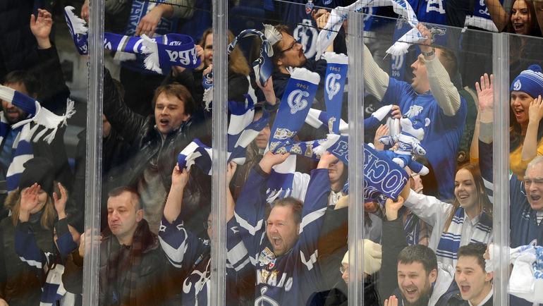 """Болельщики бело-голубых рискуют остаться без зрелища. Фото Александр ФЕДОРОВ, """"СЭ"""""""