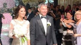 Хоккеист Овечкин женился на фотомодели Шубской. Подробности
