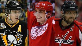 50 лучших русских в истории НХЛ. Малкин – 1-й, Федоров – 2-й, Овечкин – 3-й