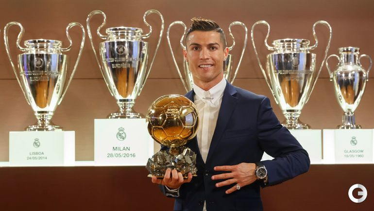 "11-е место. КРИШТИАНУ РОНАЛДУ, футбол (""Реал""). Фото AFP"