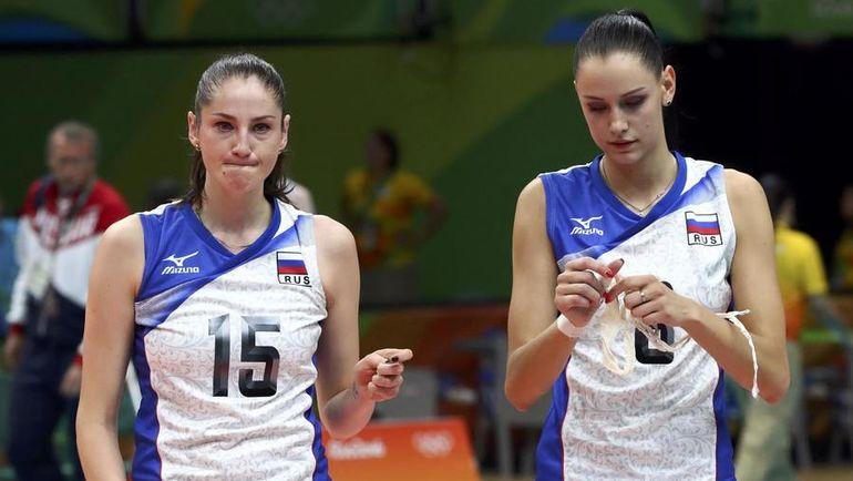 Татьяна КОШЕЛЕВА и Наталия ГОНЧАРОВА. Фото REUTERS