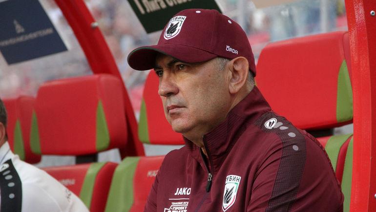 «Рубин» проиграл «Краснодару» впервом матче сезона