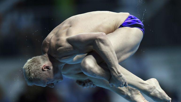 Илья ЗАХАРОВ. Фото AFP
