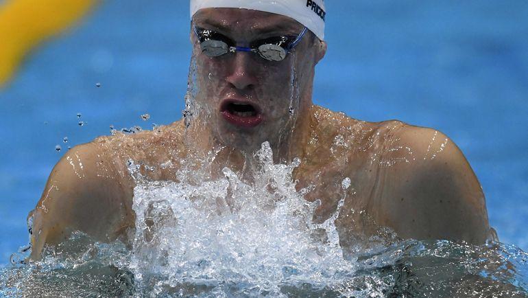 Попова вышла полуфиналЧМ вплавании на200м вольным стилем