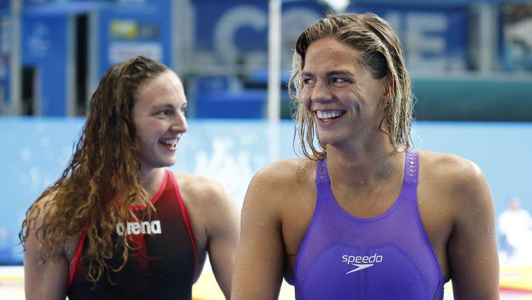 Катинку ХОССУ и Юлия ЕФИМОВА. Фото REUTERS