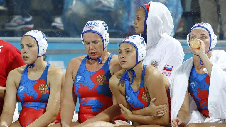 Сегодня. Будапешт. Россия - США - 9:14. Россиянки упустили шанс выйти в финал. Фото REUTERS