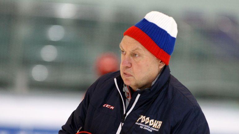 Александр ЗЫБИН. Фото photo.khl.ru