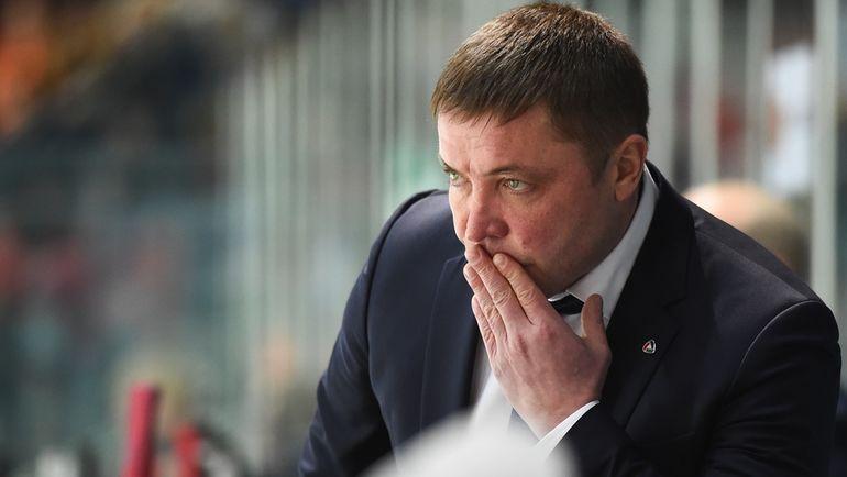 Александр ГУЛЯВЦЕВ. Фото photo.khl.ru